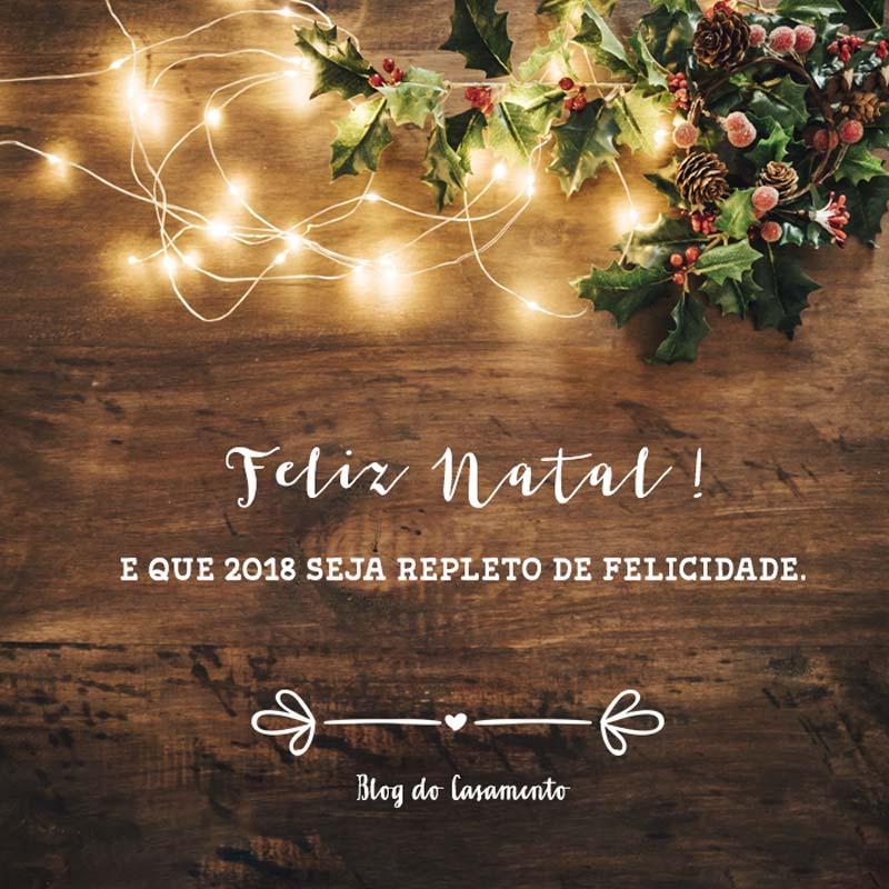 feliz natal - Blog do Casamento