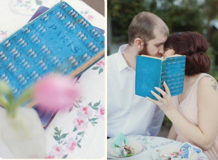 Um noivado a dois