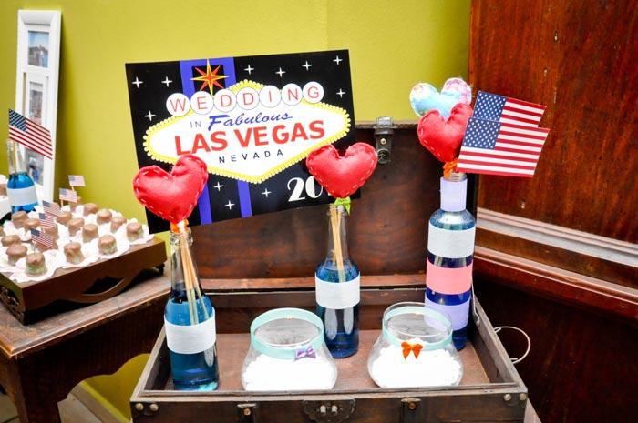 """Noivado """"Las Vegas"""""""