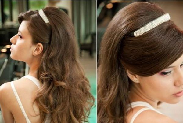 noivas com cabelo solto