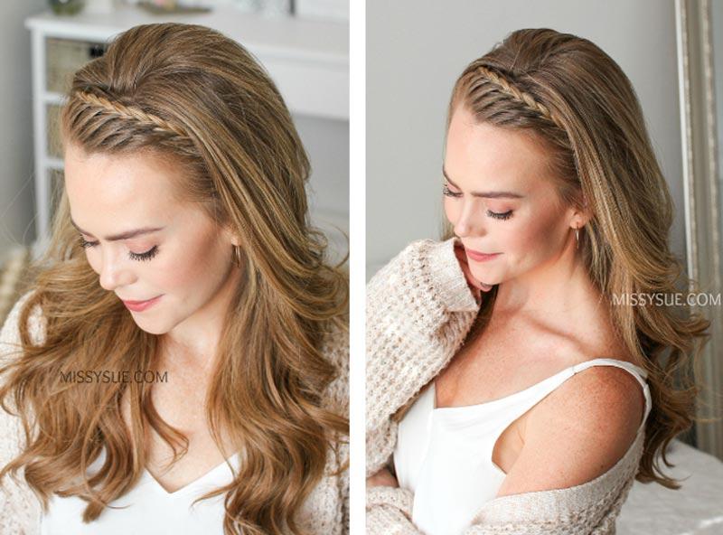 Penteados DIY: Inspirações para as convidadas
