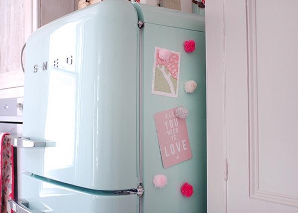faça você mesmo: Imã de geladeira