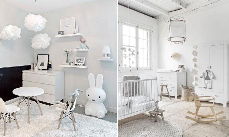 4 dicas para um quarto de bebê funcional e atemporal