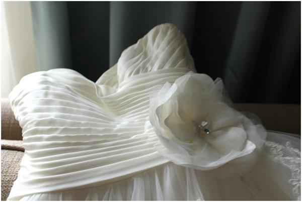 O que fazer com o vestido de noiva após o casamento?
