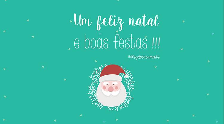 Um Feliz Natal e Boas Festas!