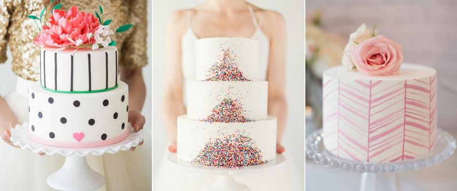 Os 40 bolos de casamento mais lindos do mundo!!!