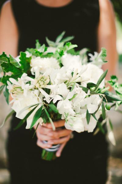 O significado das flores para seu buquê de casamento