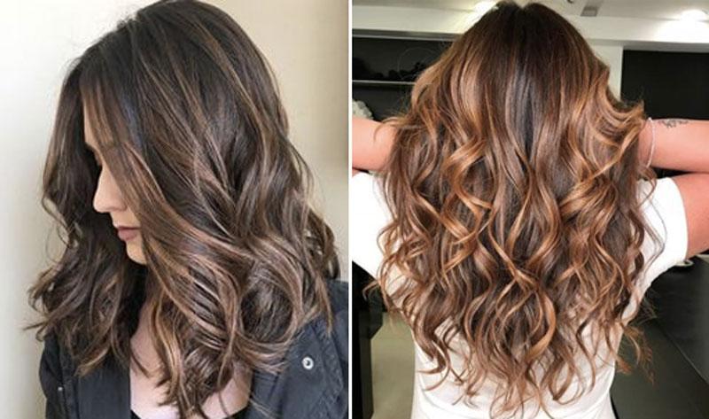 Tendência de cabelos e coloração Outono 2020
