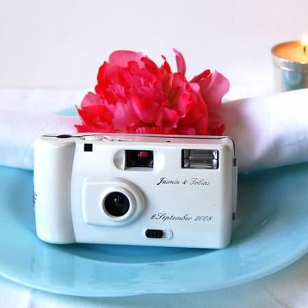 câmeras descartáveis