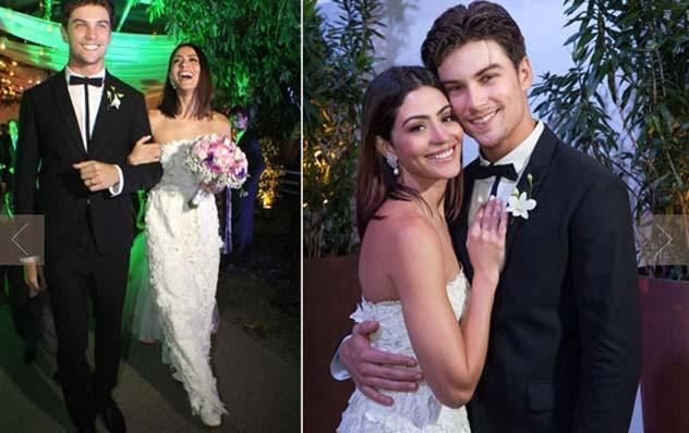 O casamento de Carol Castro