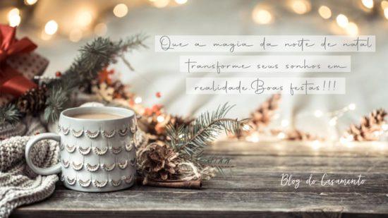 Feliz Natal e um 2021 maravilhoso para você!