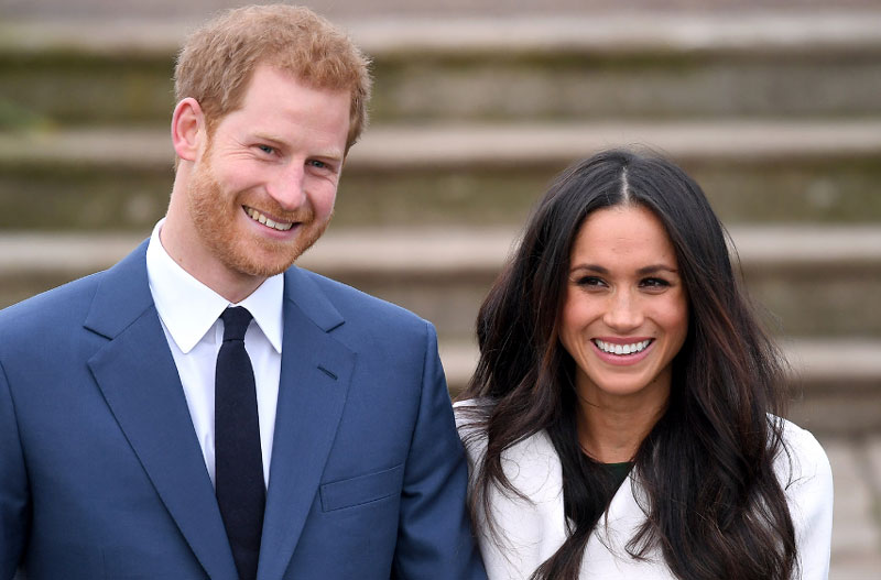 Especialistas fazem suas apostas para o tão aguardado casamento de Harry e Meghan