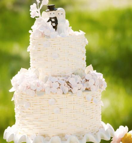 Decoração de casamento rústica