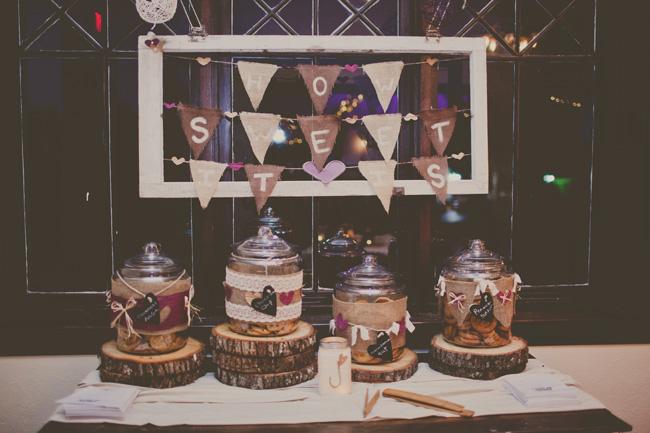 decoração rústica para casamento