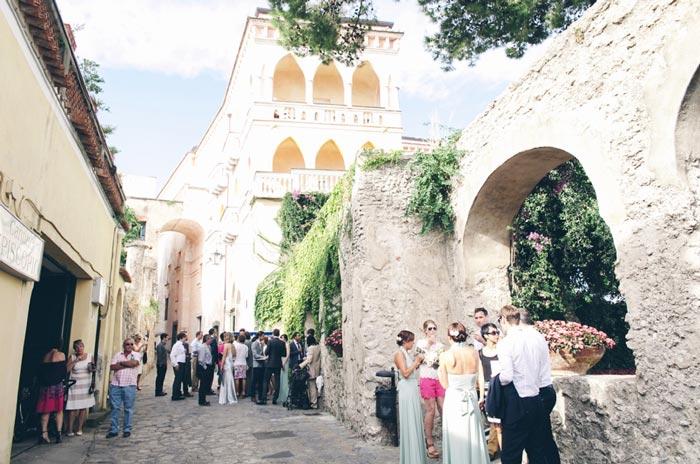 casamento na costa Amalfitana