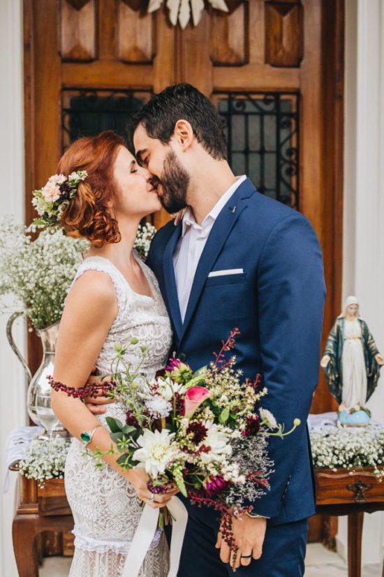 Casamento em casa – Livia e Luis