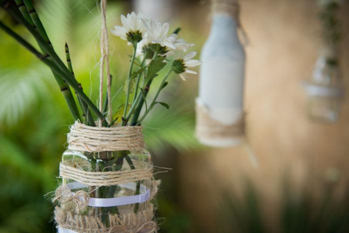 Casamento organizado em 2 meses: Flá & Léo
