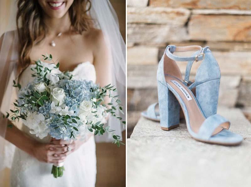 classic blue - pantone 2020 para casamentos 3