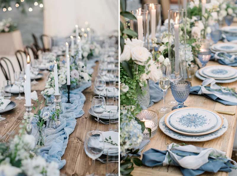 Classic Blue: a cor de 2020 para casamentos