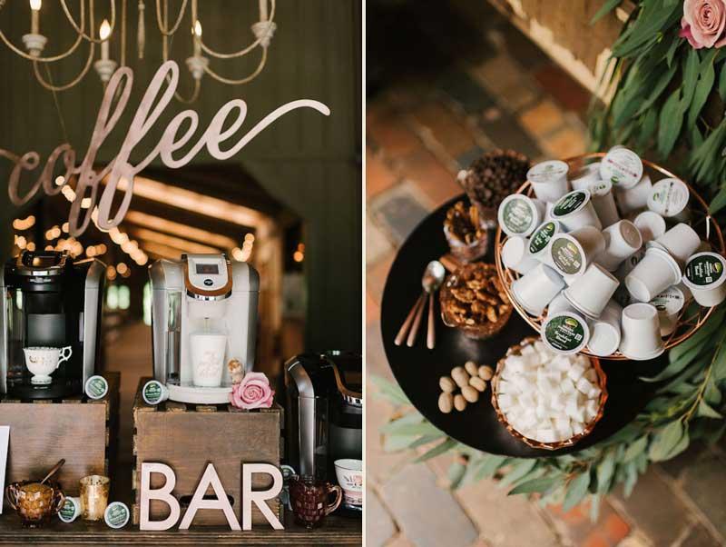 comes e bebes da festa - coffe bar
