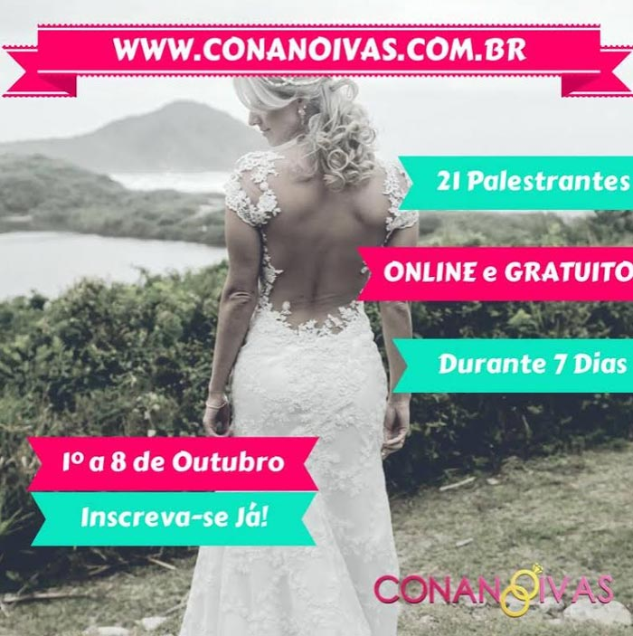 Conanoivas promove palestras gratuitas online