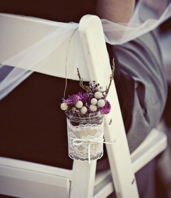 decoração rustica para casamento
