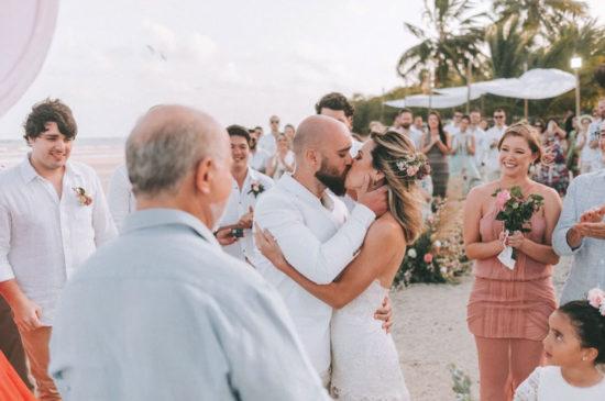 Destination Wedding em Alagoas – Erika e Gustavo