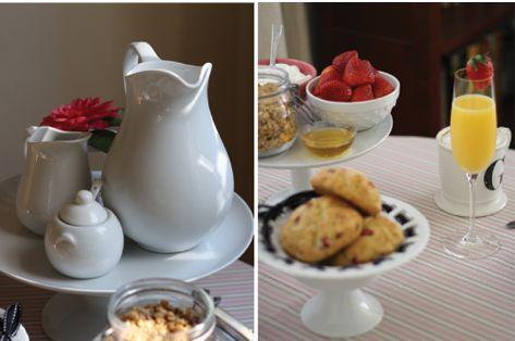 Dia dos namorados – começando pelo café da manhã
