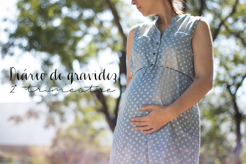 Diário de gravidez: O segundo trimestre de gestação
