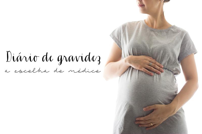 Diário de gravidez: a importância de escolher um bom médico