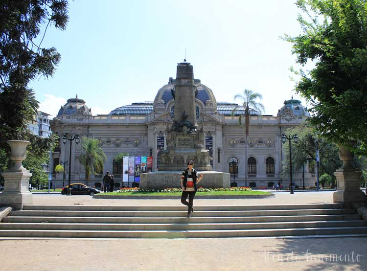 Dicas de viagem para o Chile - Museu Belas Artes