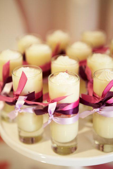 Docinhos para noivado ou chá de cozinha