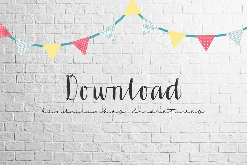 download - bandeirinhas decorativas - Blog do Casamento