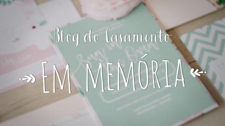 Porque e quando usar o termo In Memoriam no convite