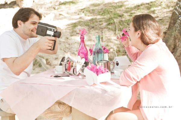 ensaio para casamento