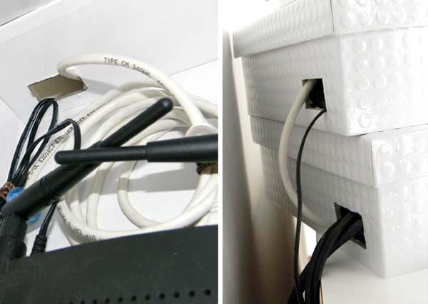 Dica para casa: Como esconder os fios dos aparelhos