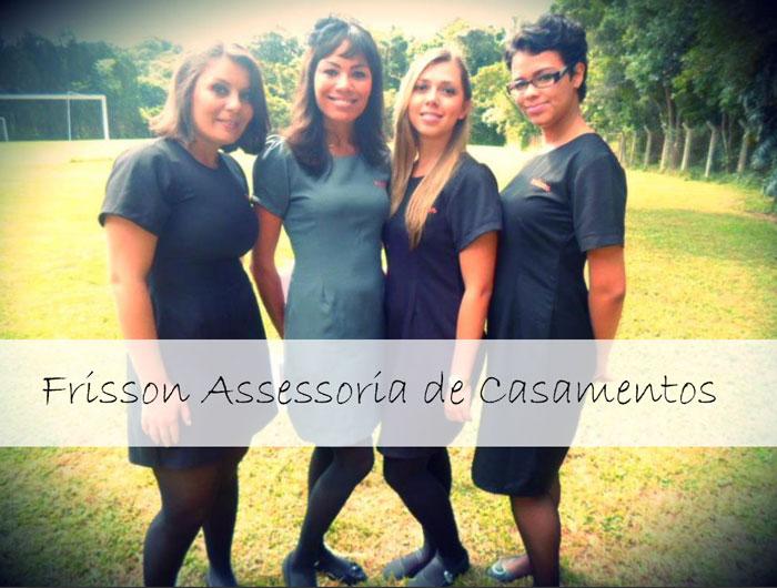 Frisson Assessoria de casamentos em São Paulo