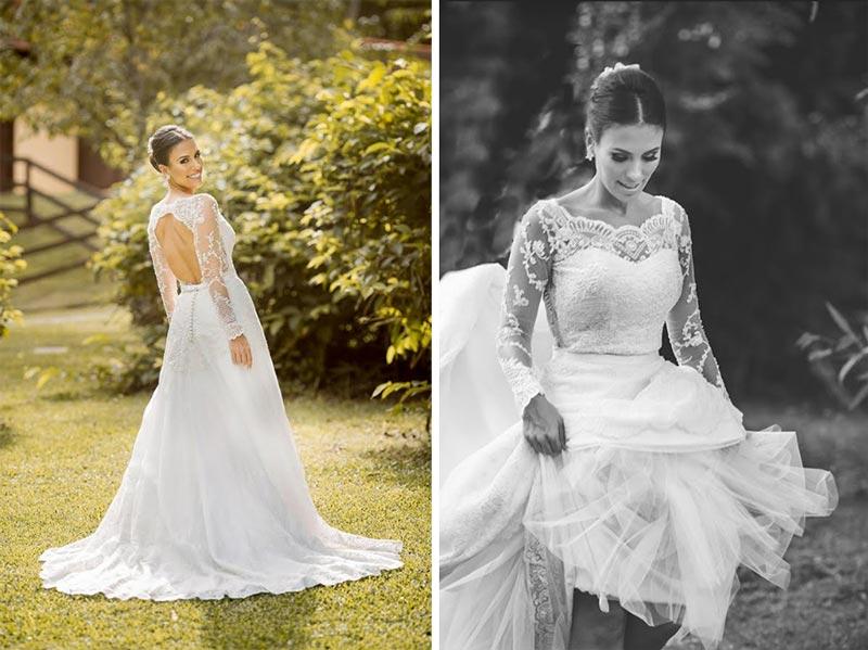 Guia do casamento ao ar livre: Dicas para noivas e madrinhas
