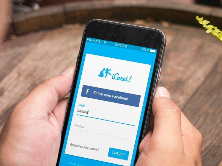 iCasei lança aplicativo para noivos