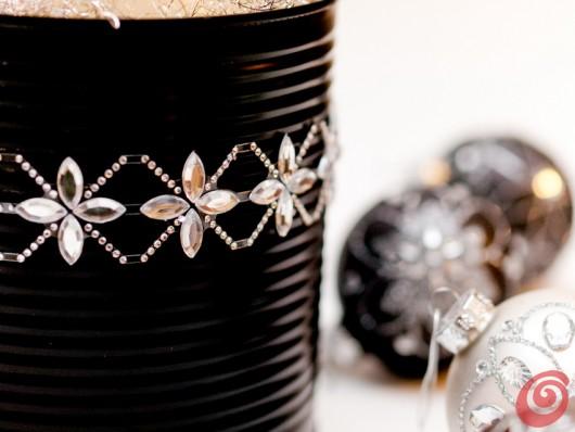 decoração com material reciclável