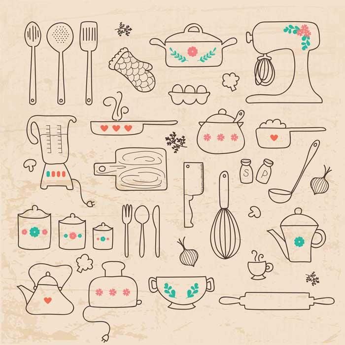 Lista de presentes para o chá de cozinha. Dicas para acertar nos itens