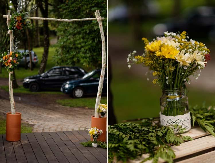 Mini wedding Malki e Jean