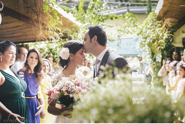 As vantagens de fazer um mini wedding