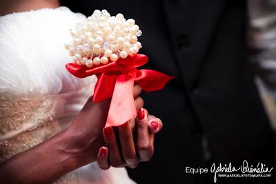 faça o seu próprio buquê de casamento