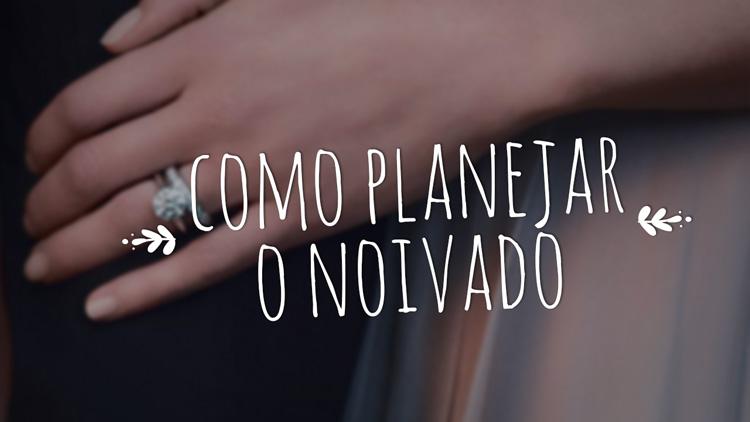 Vídeo: Como planejar um noivado
