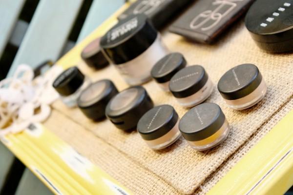 Dicas para organizar a maquiagem