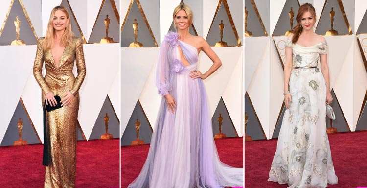 Oscar 2016 – Red Carpet