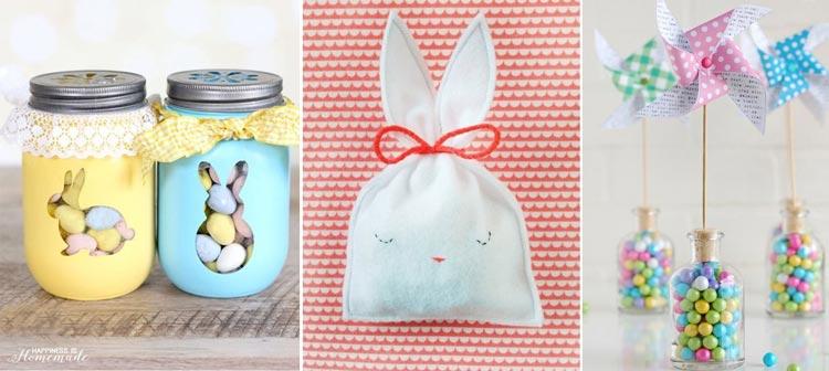Faça você mesmo: 15 inspirações de embalagens de doces para a páscoa