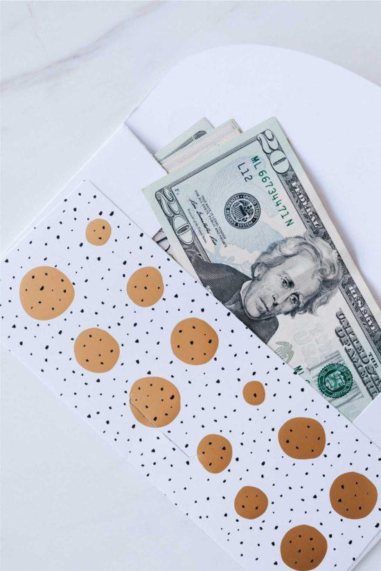 Sugestões de frases para pedir dinheiro no convite
