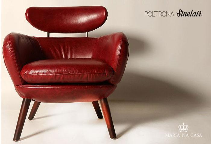 Poltrona - Maria Pia Casa